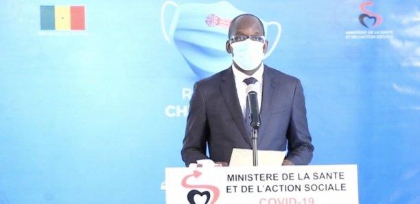 Covid-19 au Sénégal 110 nouveaux cas testés positifs