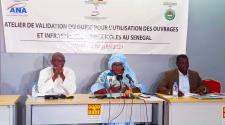 PARTENARIAT ANA / DRIARS : 700 millions pour le développement de l'aquaculture au Sénégal