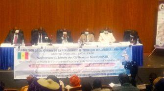 JRSA 2021 : l'Académie Nationale des Sciences et Techniques du Sénégal aborde l'Édition Génomique