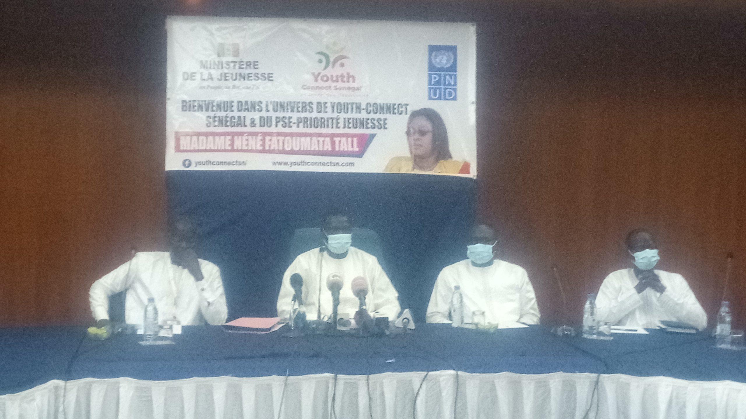 """Lancement de """"Youth Connect Sénégal"""": Vers la Création de 3000 Emplois Jeunes"""