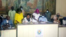 Lancement des Programmes Sociaux de la Ville de Dakar: 300 Millions de fcfa en Soutien aux Agents Municipaux